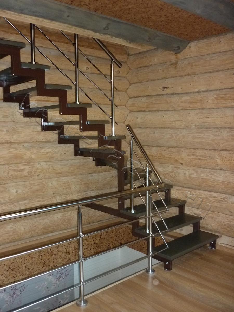 Как сделать лестницу-Делай сам 97